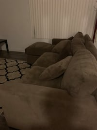 Crate and barrel sectional and couch La Habra, 90631