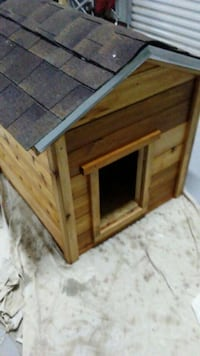 custom made dog houses Warrior