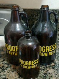 3 growlers 2 sizes take all Los Angeles, 90029