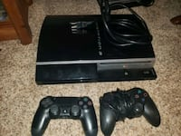 Ps3 with 2 controler