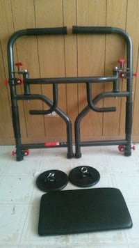 The Rack Workout Station plus Extras Chicago, 60630