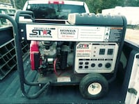 gray and black portable generator Smiths Station, 36877