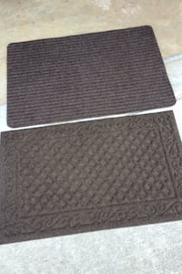 Indoor/outdoor mats- $7 takes both Clarksville, 37043