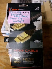 12 foot hdmi cord Clarksville, 47129