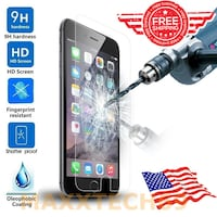 3×Premium Tempered Glass Screen Protector iPhone6+ Rockville, 20850