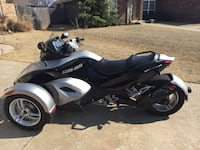 2009 Can-Am Spyder RS SE-5