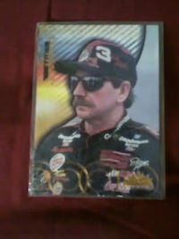 Dale Earnhardt  card  Campbell, 14821