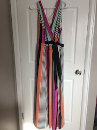 Colorful maxi dress 2x Westminster, 80021