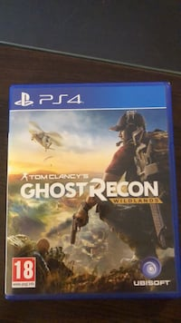 Ghost recon ps4 spill  Flatåsen, 7099