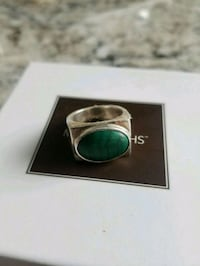 Sterling ring size 6