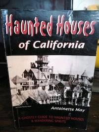 Haunted house Bakersfield, 93308