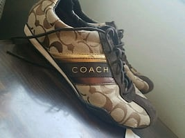 Stunning coach shoes