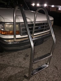 Stainless Steel  Pool Ladder 52 inches by 22