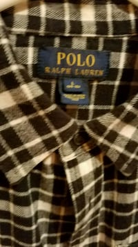 Ralph Lauren Boys Shirt Halethorpe, 21227