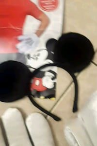 halloween Mickey Mouse costume Brampton, L7A 3G5