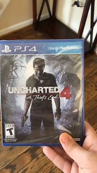 Uncharted 4 brand new game Olney, 20832