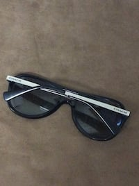 Men's COACH glasses black front/silver sides best offer takes it :) Niagara Falls, L2E