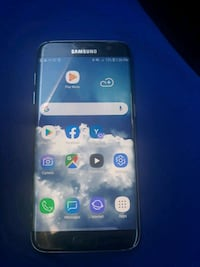 galaxy s7 edge  slightly cracked   with sprint but