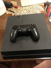 PS4 game system + controller (OBO) Fairfax, 22033
