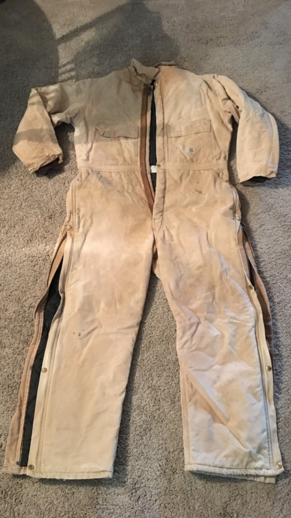 f5a5a50dc089 Used Carhartt Bib Suit for sale in Indianapolis - letgo