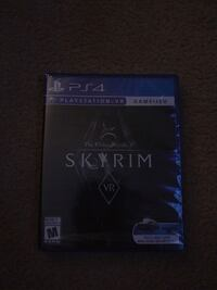 Skyrim Sony PS4 game case Hamilton, L9A 5K4