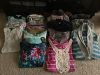 **UPDATED Huge 120 Piece Lot of Brand Name Clothes Ashburn, 20147