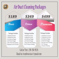 Air Duct Cleaning Offer West Palm Beach