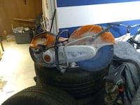 gas powered Stihl 420 chop saw , great tool no lon Kelowna, V1Y