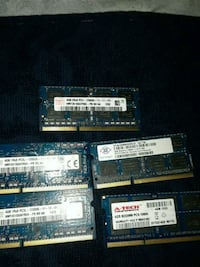 4 Gig RAM sticks Salem, 97301