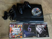 Playstation 3 w/ Games Toronto