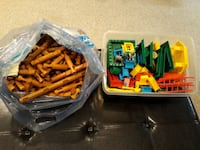 Lincoln Logs and accessories Hodgkins, 60525