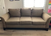 Brown Fabric Sofa/Loveseat Set Tustin, 92782