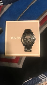 Mk watch with box