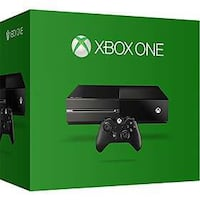 Xbox one (500gb) Red Deer, T4N 6L6