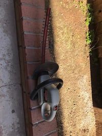black and gray hedge trimmer Moreno Valley, 92553