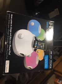 iHome IP15 Glowtunes LED Color Changing Stereo System Mississauga