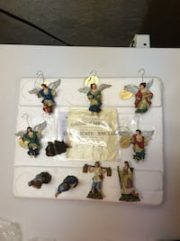 Assorted angel figurine collection Bolton, L7E 2X1
