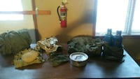 Several military items Springfield, 62711
