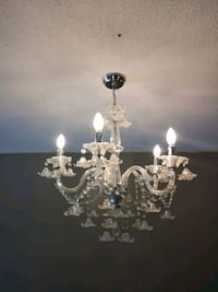 Plastic chandelier Welland, L3B 2L3