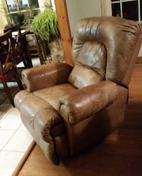 Leather Recliner MANASSAS