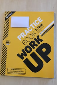 Speed up publishing  [TL_HIDDEN] .sınıf practice book work up