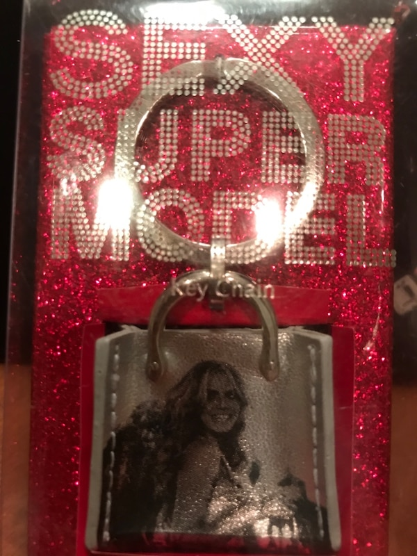 New Sexy Super Model Bag collector KeyChain