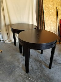 Mandalay Side Tables - Brand New