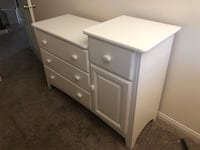 Dresser/Changing Table Temecula, 92592