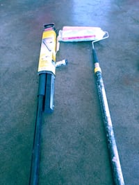 Floor,window sqigee and paint roller wit extension Sacramento, 95838
