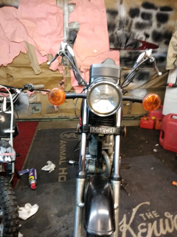 1981 Yamaha 185 for sale 500 best offer 1