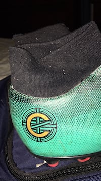 green and black Boston Red Sox fitted cap Long Beach, 90810