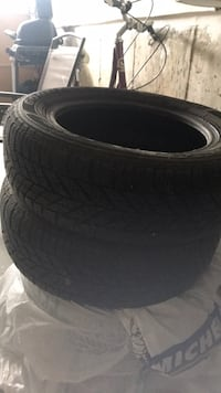 Michelen mud and snow tires  195/60R15 $150 Innisfil