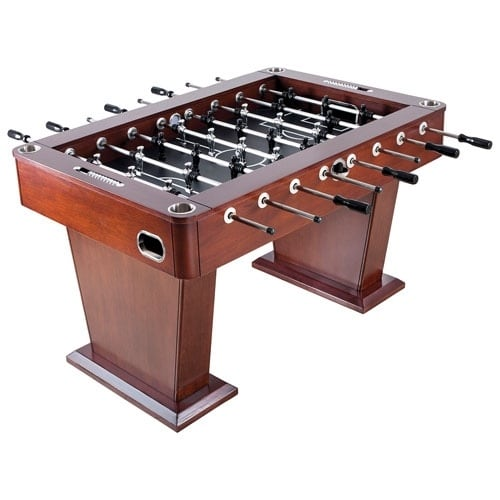 "Hathaway Games Millennium 54.75"" Wood Foosball Table"