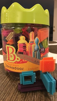Bristle blocks kids building toys--brand new!! Rockville, 20850